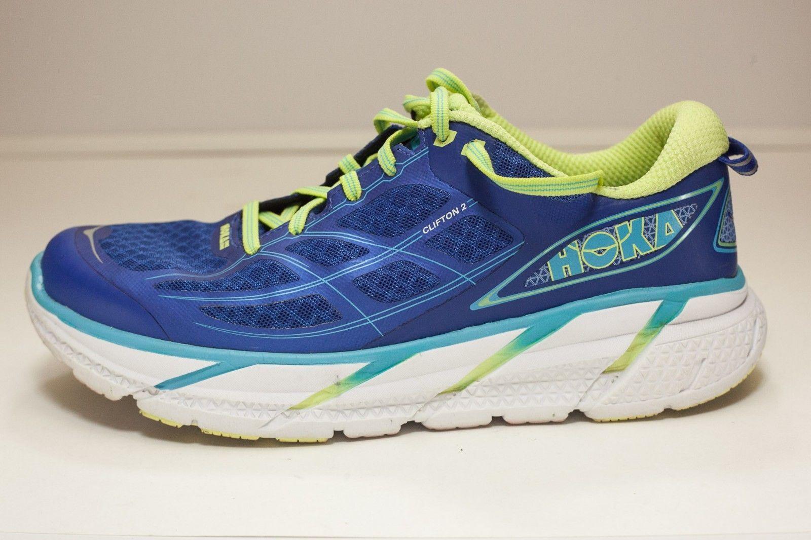 Hoka Size 10 Blue Men's Running Shoes