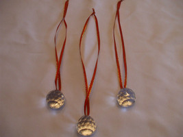 FENG SHUI Clear hanging Crystal Ball Sphere Prism Healing Sun Catcher - $18.80
