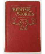 Uncle Arthurs Bedtime Stories Volumes 1-4 Vintage Hardcover by Arthur s ... - $45.00