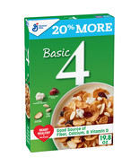 General Mills, Basic 4 Breakfast Cereal, Family Size, 19.8 Oz - $7.00