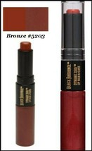 NEW/SEALED  2X Black Radiance Dynamic Duo Lip Balm & Gloss Lipstick Bron... - $8.75