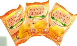 Cocon Mango Gummy With Fruit Juice 3.52 oz ( Pack of 3 ) - $17.81