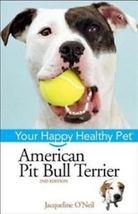 American Pit Bull Terrier : Liz Palika : New Hardcover   @ZB - $12.25