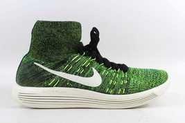 Black Men's 5 002 Poison 9 Flyknit 818676 SZ Black Lunarepic Green Nike Volt 6E0ff4
