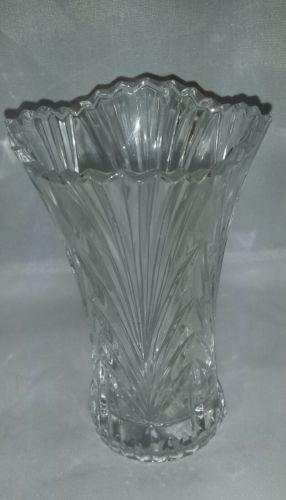 Mikasa Crystal Vase Cut Glass Clear Small And 50 Similar Items