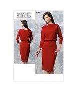 Vogue Patterns 1460 A5 Sizes 6/8/10/12/14 Misses Dress by Vogue Patterns - $15.68