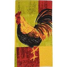 Roosters Kitchen Towel Dishcloths 3 piece kitchen linen set - $12.00
