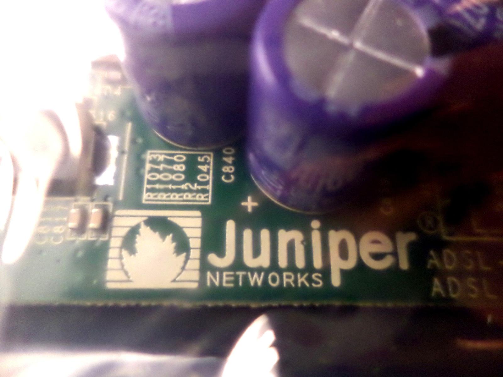 Juniper Networks ISDN Port ADSL2+ Mini-PIM MPIM SR SRX-MP-1ADSL2-B for SRX240