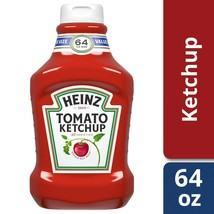 Heinz Tomato Ketchup, 64 oz Bottle - $4.18