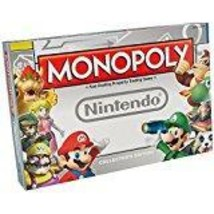 Monopoly: Nintendo Edition - $28.00