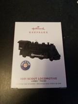 Hallmark 2019 Ornament - Lionel Trains 1001 Scout Locomotive - $19.80