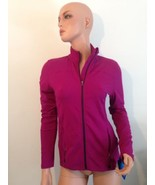 Champion PowerFlex Absolute Workout Women's Jacket Small, Venture Pink - $59.00