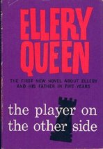 The Player on the Other Side by Ellery Queen, hardcover, book club edition - $6.00