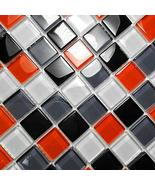 Square Lattice - 3-Dimensional Mosaic Decorative Wall Tile(6PC) - $85.49