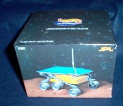 HOTWHEELS JPL SORJOUNER 24K GOLD PLATED COLLECTORS EDITION - $46.40