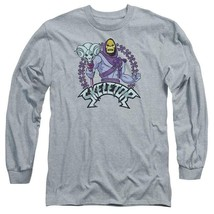 Skeletor Masters of the Universe Retro 80's Animated series long sleeve DRM104B image 1