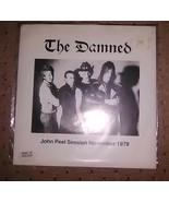 Damned John Peel Session Nov 1979 45 UK WPS - $29.99