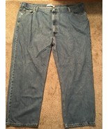 Mens 550 Fly Red Tab Jeans, Size 52 X 30 - $31.99