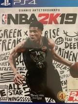 Nba 2K19 (Playstation 4 , 2018) Probado - $21.05