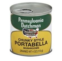 Pennsylvania Dutchman Portabella Mushrooms Chunky Style - $5.95