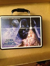 Star Wars Empire Strikes Back Tin Tote Lunch Box -BRAND NEW - COLLECTIBLE - $11.98