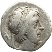 52 - 42 BC Ancient Greek Drachm Cappadocia Coin Silver Ariobarzanes III ... - $132.00