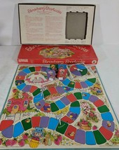 MLD 1979 Parker Brothers Strawberry Shortcake Berries To Market Game #95... - $12.64