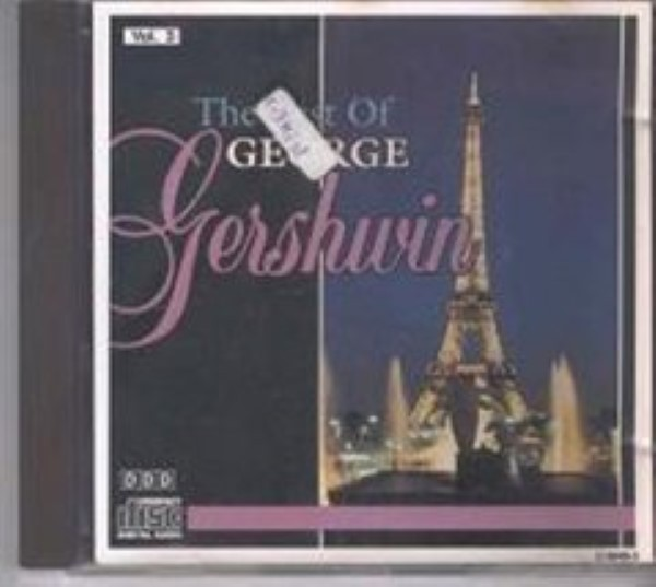 The Best of George Gershwin Vol. 3 By Paul Brazda Cd