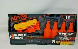 Hasbro Nerf Alpha Strike Fang QS-4 Targeting Set  8 Darts 13 Pieces Ages 8+ - $15.73