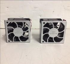 QTY2 Lot HP 394035-001 60mm Hot-Plug Fan Assembly - $20.00