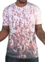 Bench Hommes Blanc Visage The Bass Où Is Festival Musique Concert Waldo T-Shirt
