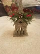 Church Glitter Ornament  upc 639277311931 - $18.50