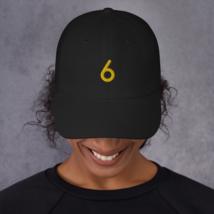 Nick Nurse Hat / 6 Hat / Nick Nurse Dad hat image 3