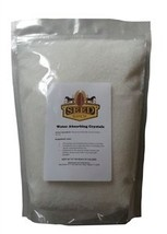 Water Absorbing Crystals Polymer - 5 Lbs. - $59.83