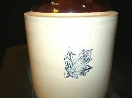Western Stoneware Crock AA-191800 Collectible Vintage image 2