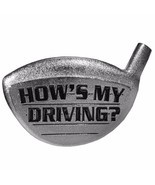 golfing hitch hows my driving metal trailer hitch cover - £48.10 GBP