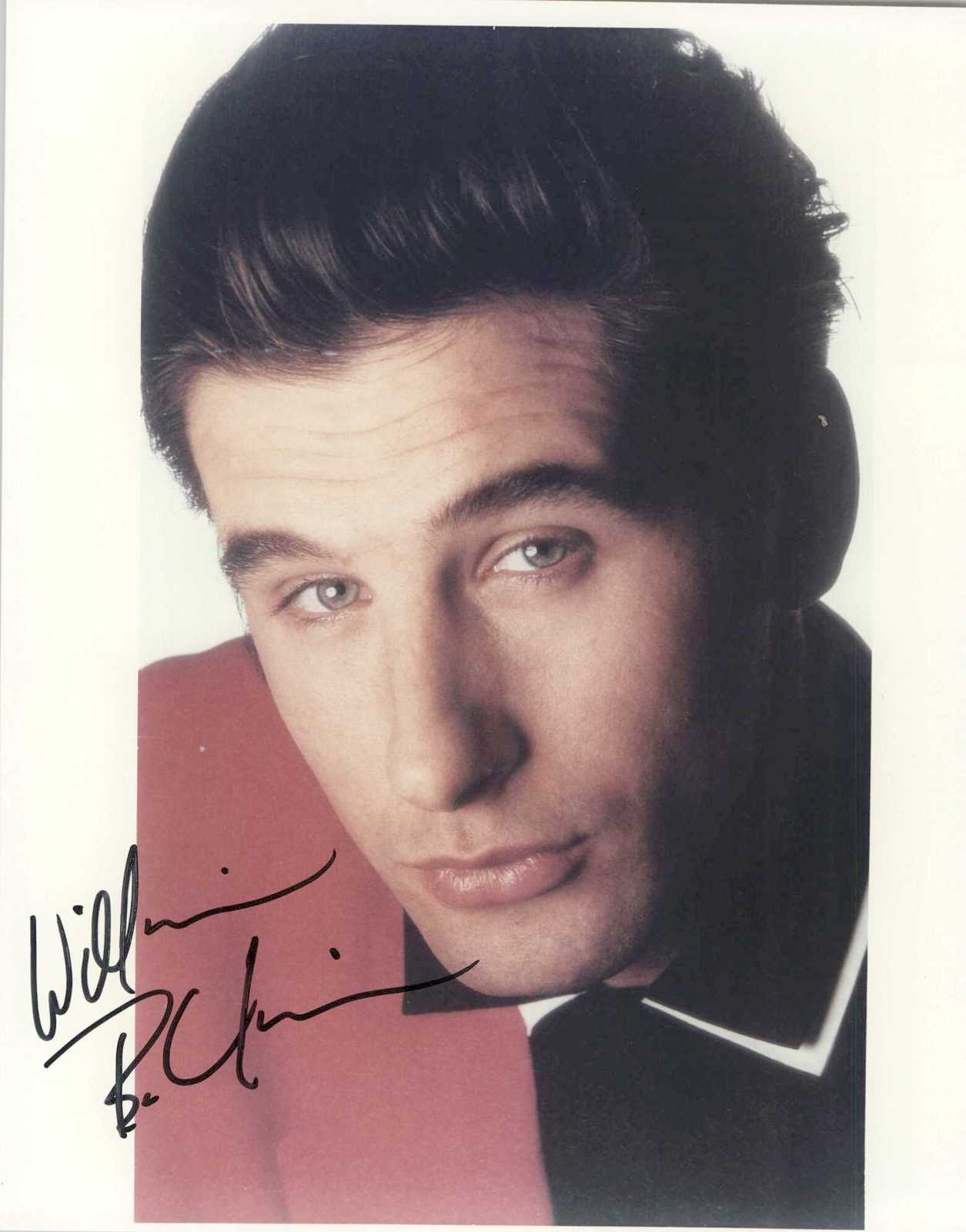 Primary image for William Baldwin Signed Autographed Glossy 8x10 Photo