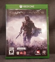 Middle-earth: Shadow of Mordor (Microsoft Xbox One, 2014) Video Game - $9.90