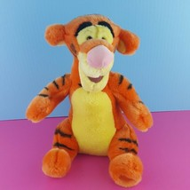 "Disney Store Plush Tigger 12"" Seated Stuffed Animal Authentic  - $20.79"
