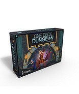 One Deck Dungeon - Card / Board Game  -=Free Shipping=-   C2 - $17.05