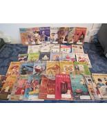Vintage Pack O Fun Scrap Craft Magazine Lot of 31 & Bonus Craft Books - $39.66