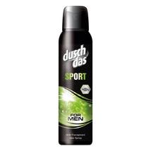 Duschdas SPORT deodorant anti-perspirant spray 150ml- Made in Germany - $6.13