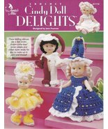 Cindy Doll Delights Crochet Indian Godmother Princess Country Girl Court... - $13.95