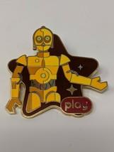 C-3PO Star Tours Disney Parks Play App LR Pin - $12.19