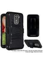 Lg Optimus G pro 2 Funda, Caseformers Dúo Protector Negro - $7.30