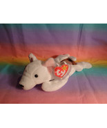 Vintage 1999 Ty Beanie Baby Butch Dog Bean Bag Plush w/ Tags - $2.92