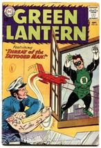 GREEN LANTERN  #23 1963-DC-1ST TATTOOED MAN-GIL KANE- Suicide Squad film - $68.29