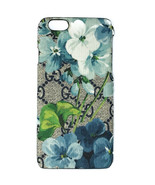 NEW/AUTHENTIC GUCCI 428994 GG Supreme Blooms iPhone 6 Phone Cover - $135.00