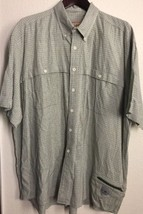 Woolrich Travel Outfitter Button Front Shirt Men's Size 2X-Large - $19.75