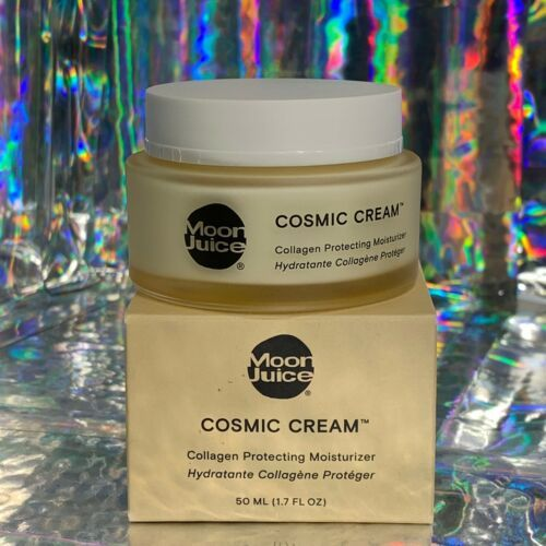 NEW IN BOX MOON JUICE Collagen Protective COSMIC CREAM With Adaptogens 1.7oz